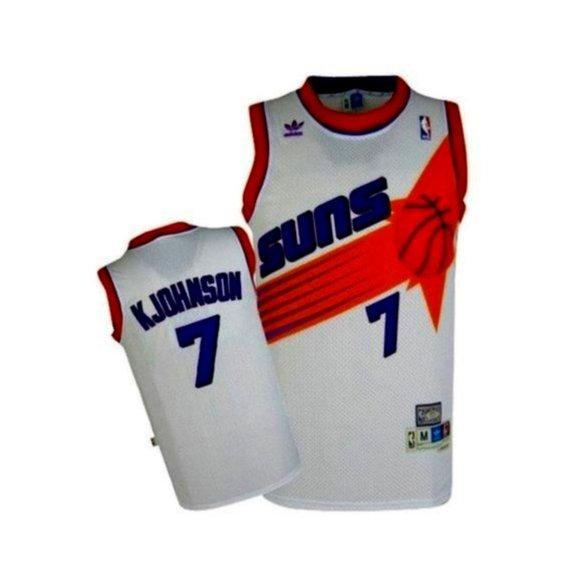kevin johnson basketball jersey